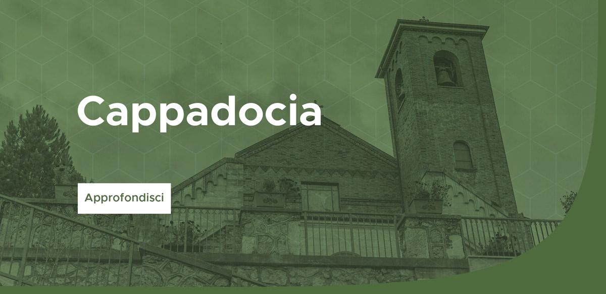 Cappadocia on