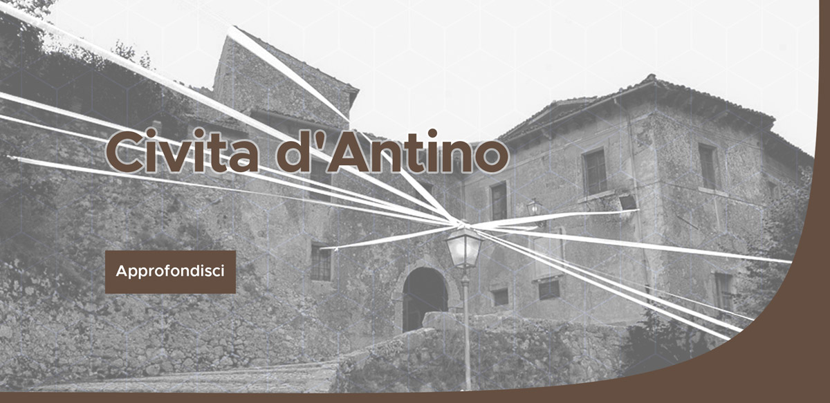 Civita d'Antino off