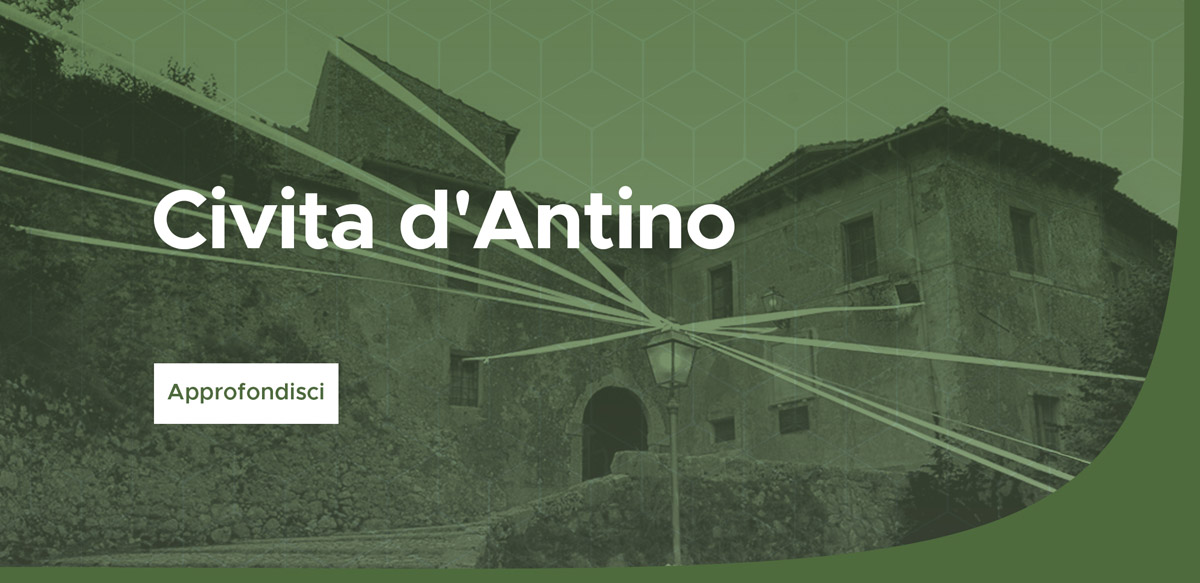 Civita d'Antino on