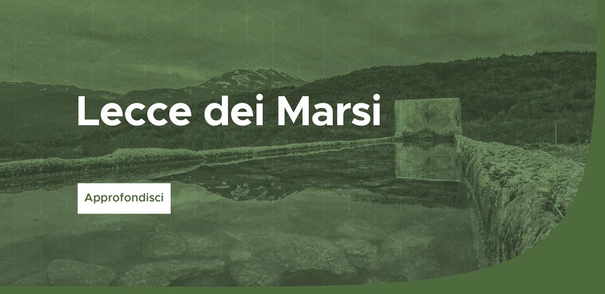 Lecce dei Marsi on