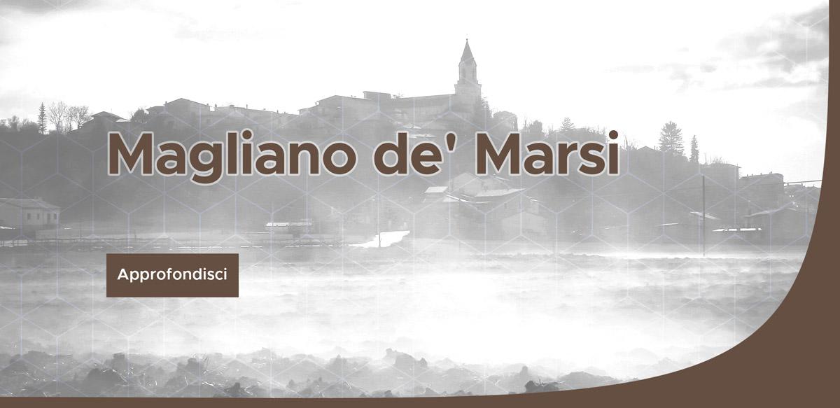 Magliano de' Marsi off