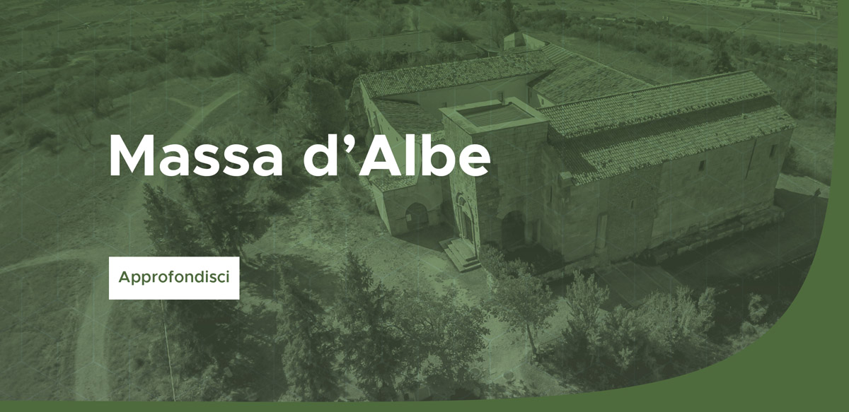 Massa d'Albe on