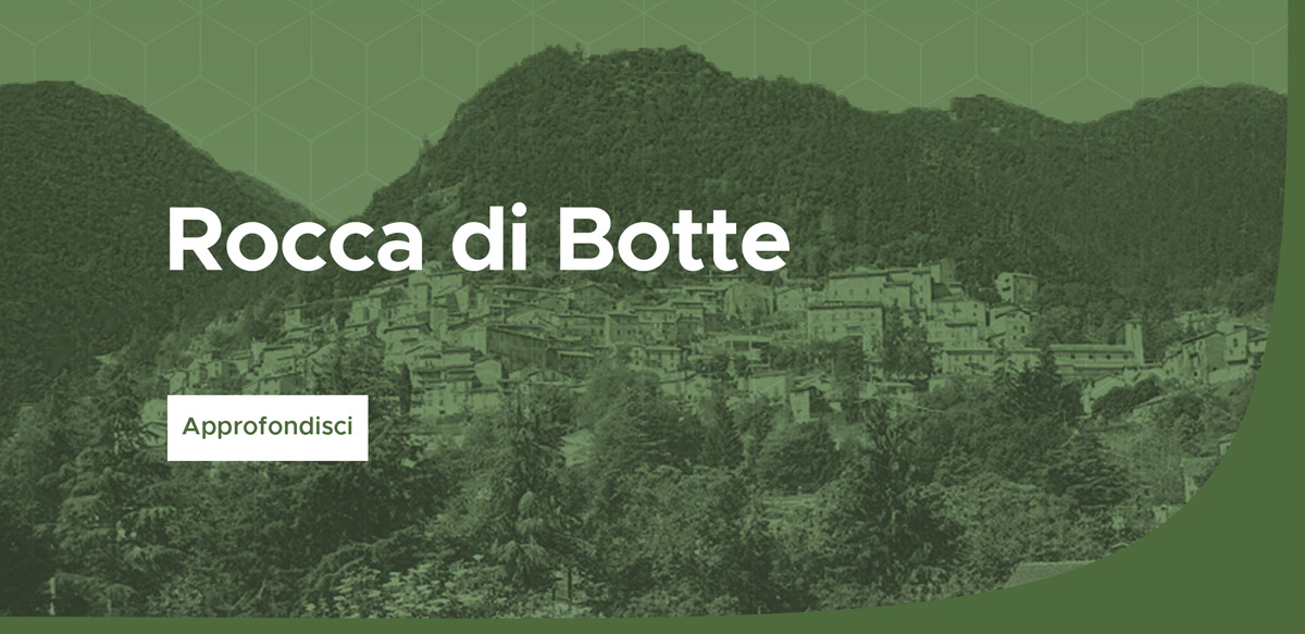 Rocca di Botte on