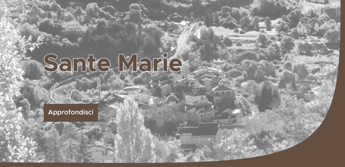 Sante Marie off