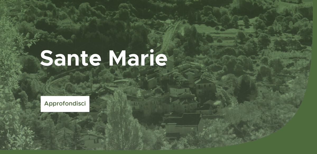 Sante Marie on